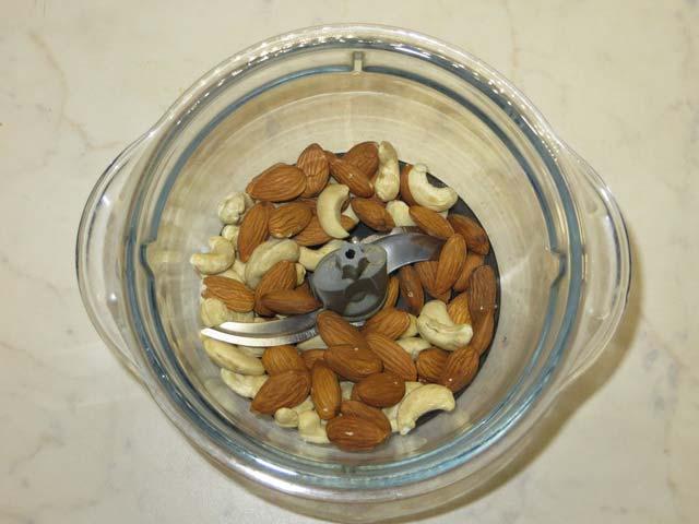 Суперполезный перекус-батончики из сухофруктов