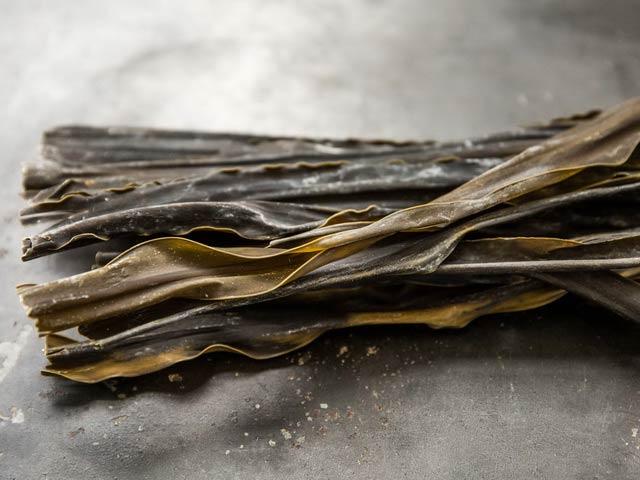 Дары моря – полезные морские водоросли
