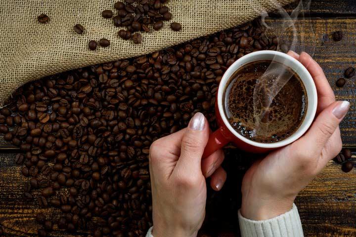 Напиток богов-кофе