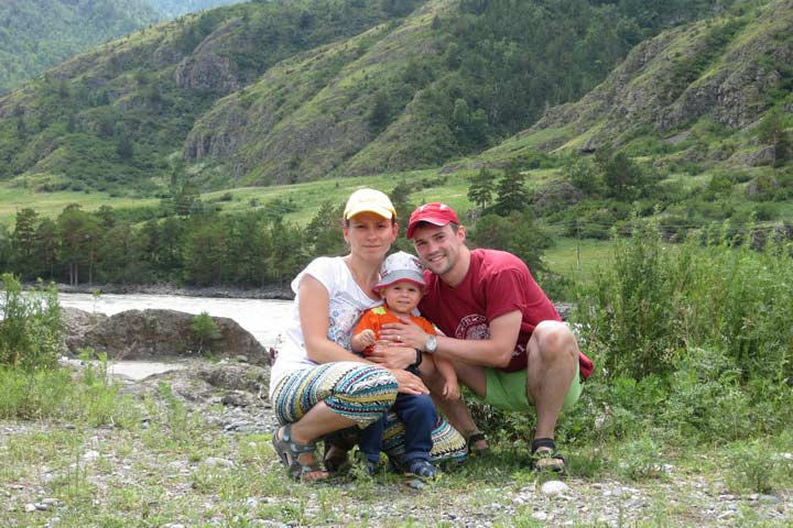 Наша поездка в Горный Алтай в июне 2018 г.