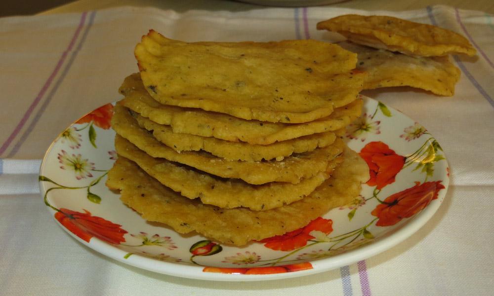 Альтернатива хлебу - кукурузные лепёшки